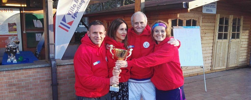 Coppa Fioranello Veterani e Ladies 2018