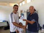 Tappa Polisportiva Anzio 2014 - Over 45 lim 4.3 - Rolando Abbafati finalista