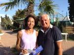 Tappa Polisportiva Anzio 2014 - Ladies 50 libero - Daniela Magnocavallo vincitrice