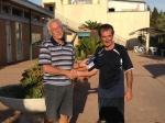 Tappa Polisportiva Anzio 2014 - Over 60 libero finalista Umberto Nuvoli