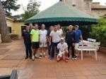 Campioni Regionali over 50 a squadre 2018 -  1^ clas. OASI DI PACE (Pace,Bertino, Ciucci,Vespan,Cesario ) 2^ VILLA YORK (5).jpg
