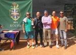 Campioni Regionali over 60 a squadre 2018 -  1^ clas. RCC TEVERE REMO (Galati,Donati, Pelo,Marchiani cap. De Stefani) 2^ VILLA AURELIA  (2).jpg