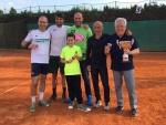 Garden Roma vince il titolo regionale 2018 over 40 Libero. In finale ha battuto il circolo MD Tennis Team.jpg