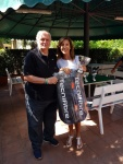 Oasi Di Pace– VII TAPPA CITTA' DI ROMA Singolare femminile lady 35 Vince Loredana Cerri.jpg