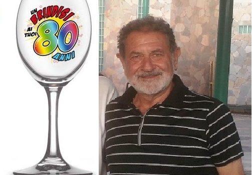 Giorgio 80 anni
