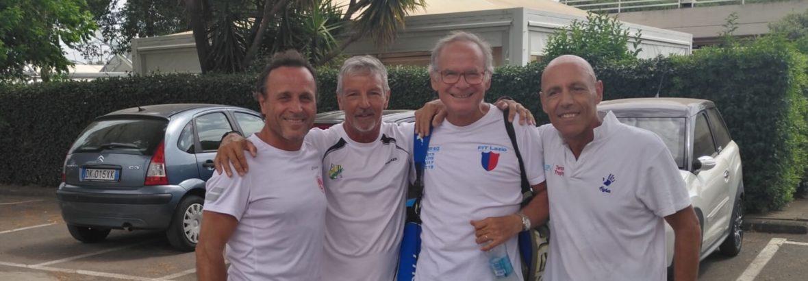 Campionati Regionali Veterani Lazio 2019