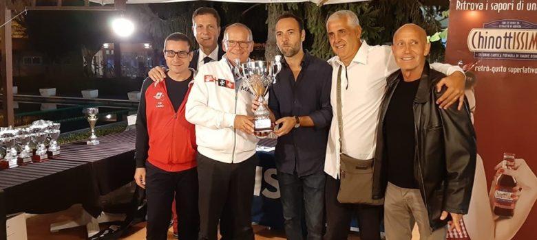 GLI ULIVI vincitori della Coppa 2019 del città di Roma