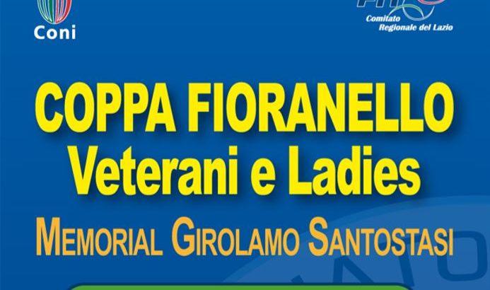 COPPA FIORANELLO, FINALISSIME RINVIATE!!!!!