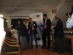 Master 2014 - Coppa dei Presidenti 2^ circolo cl. Eur Tev. premia il Dott. Corbellotti