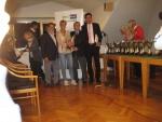 Master di Doppio 2014 - 2^ cl. femm. 80 - Strazicic - Pecenko - premia Gramellini - Marte -  Graziotti