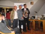 Master di Doppio 2014 - 2^ cl. ov 110 Monciotti  - De Santis - premia Federico Boggiatto
