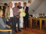 Master di Doppio 2014 - 1^ cl. ov 110 - Bigiarelli  - Caputo - premia Federico Boggiatto