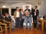 Master di Doppio 2014 - 2^  cl. ov 125 - Maggiorani Cantoni  - premiano  Carla e Federico Boggiatto