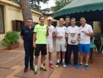 Campioni Regionali over 50 a squadre 2018 -  1^ clas. OASI DI PACE (Pace,Bertino, Ciucci,Vespan,Cesario ) 2^ VILLA YORK (1).jpg