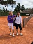 Terza Tappa Circuito città di Roma 2021 - Circoli La Torre -San Giorgio - Oasi di Pace Over 60 femminile vince Cocco vs Monosilio 62 61.JPG